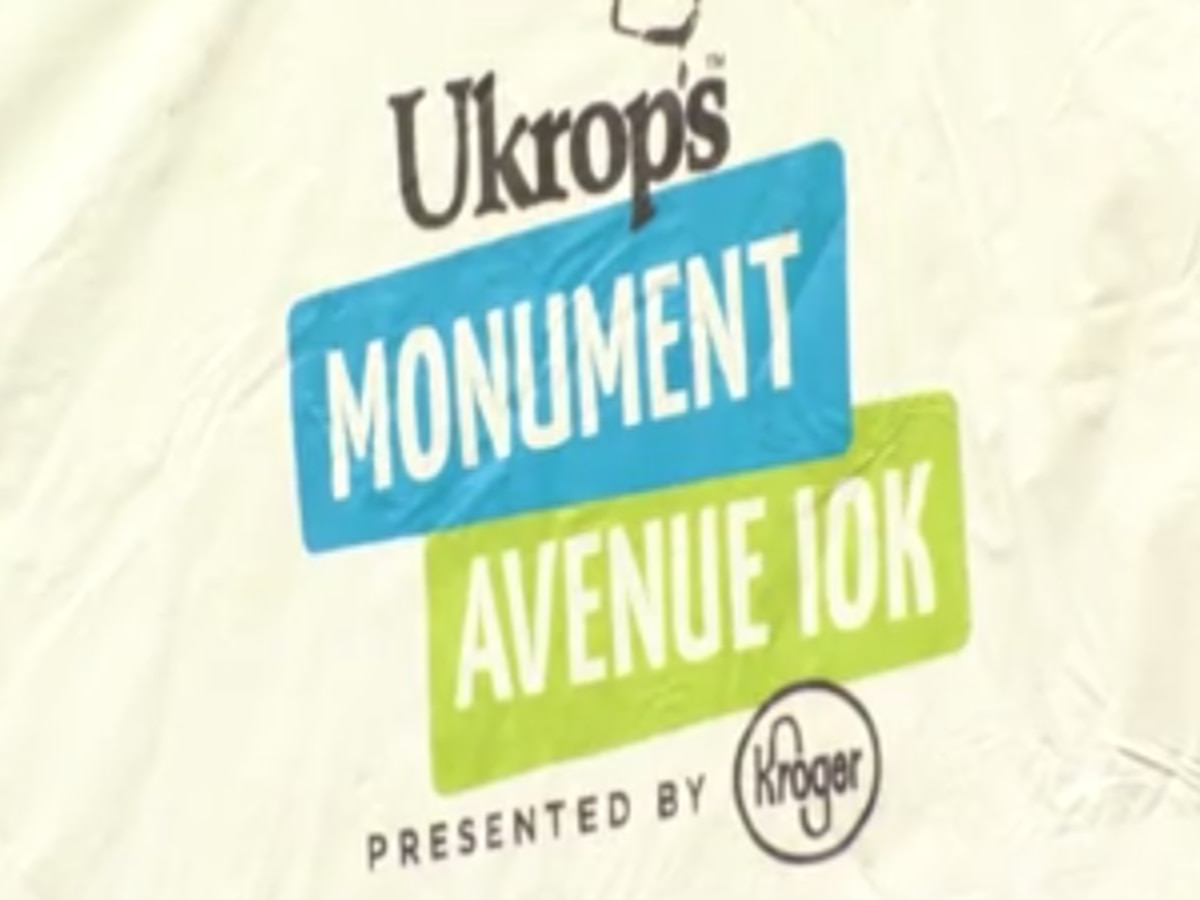 Ukrop's Monument Avenue 10K won't be in-person, 4 official courses to be set up