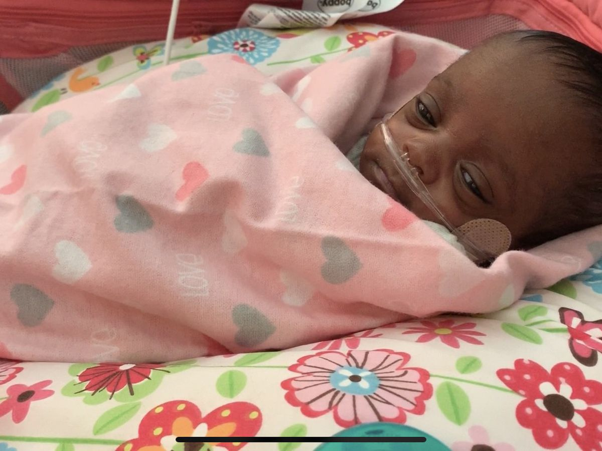 'I am fighting hard to get it all back': Premature baby gives mom new lease on life