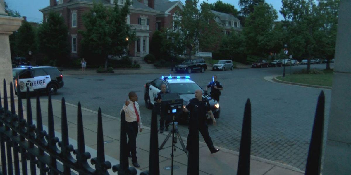NBC12 crew mistaken for Monument Avenue vandals