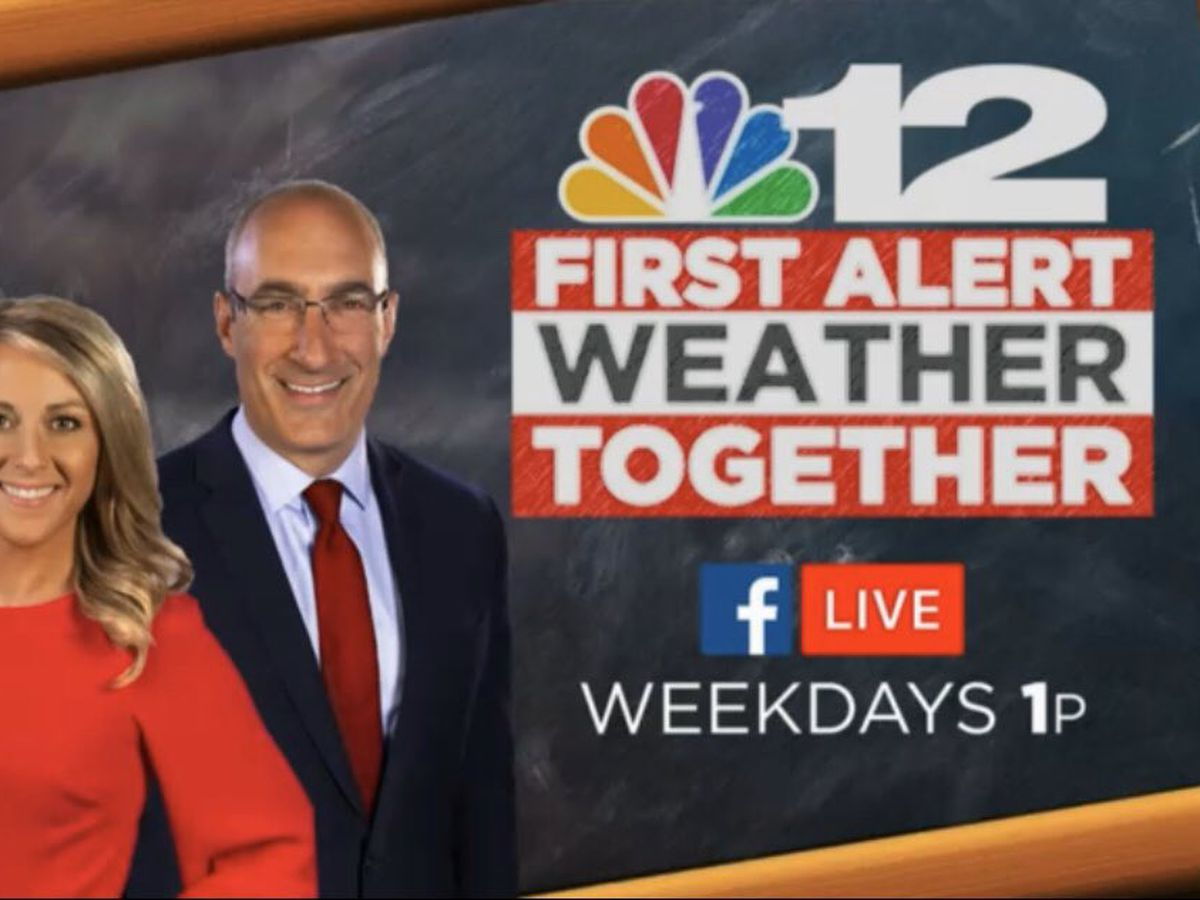 NBC12, National Weather Service offer weather lessons to keep kids educated, entertained at home