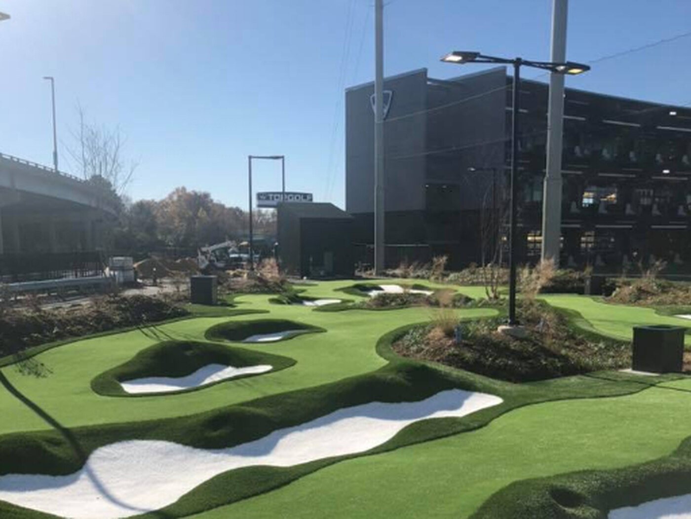 New Topgolf mini-golf course opening on Friday
