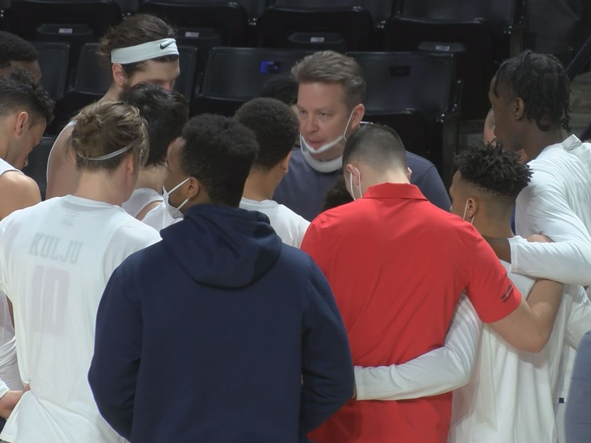 Spiders go cold in A-10 tourney loss to Duquesne