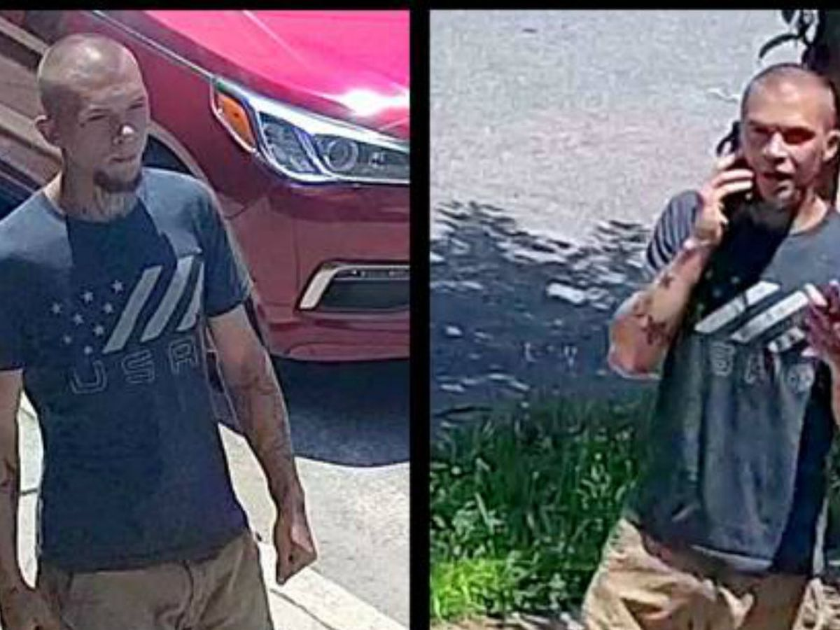 Police search for man suspected of stealing copper from structures
