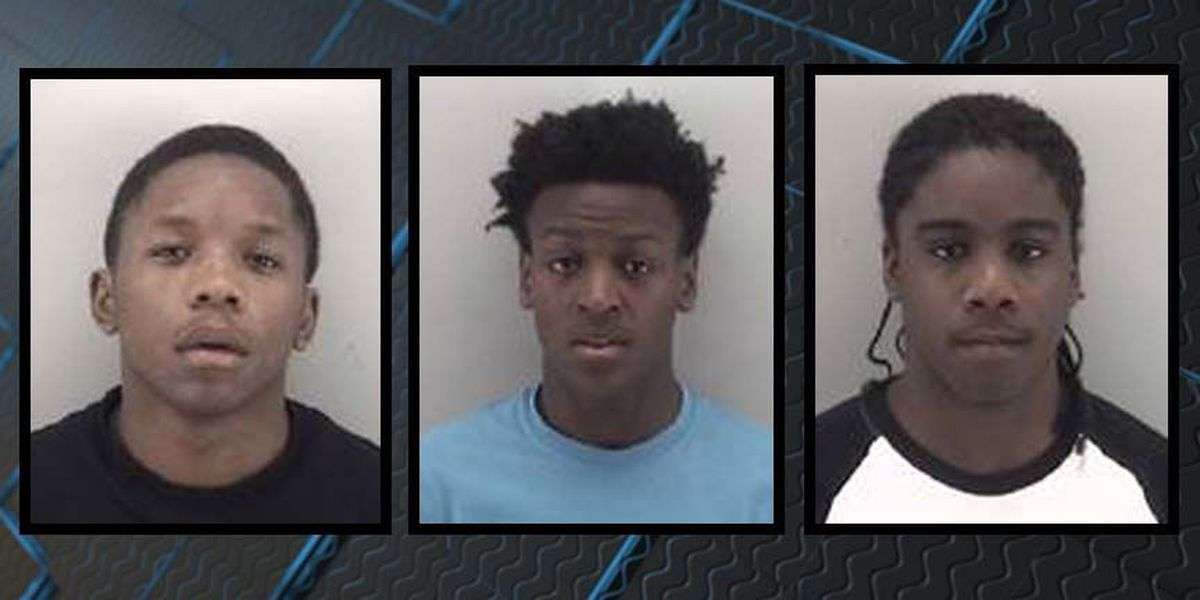 3 suspects charged with attempted murder of 16-year-old in Richmond shooting