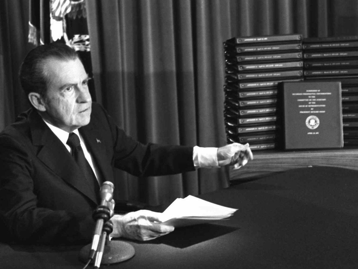 On this day: Watergate break-in sparks political change