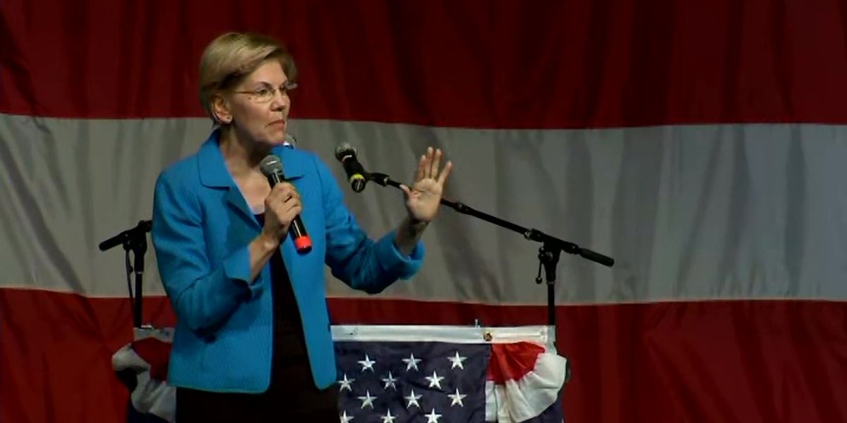 Democratic candidates blame Trump, NRA for inaction on guns