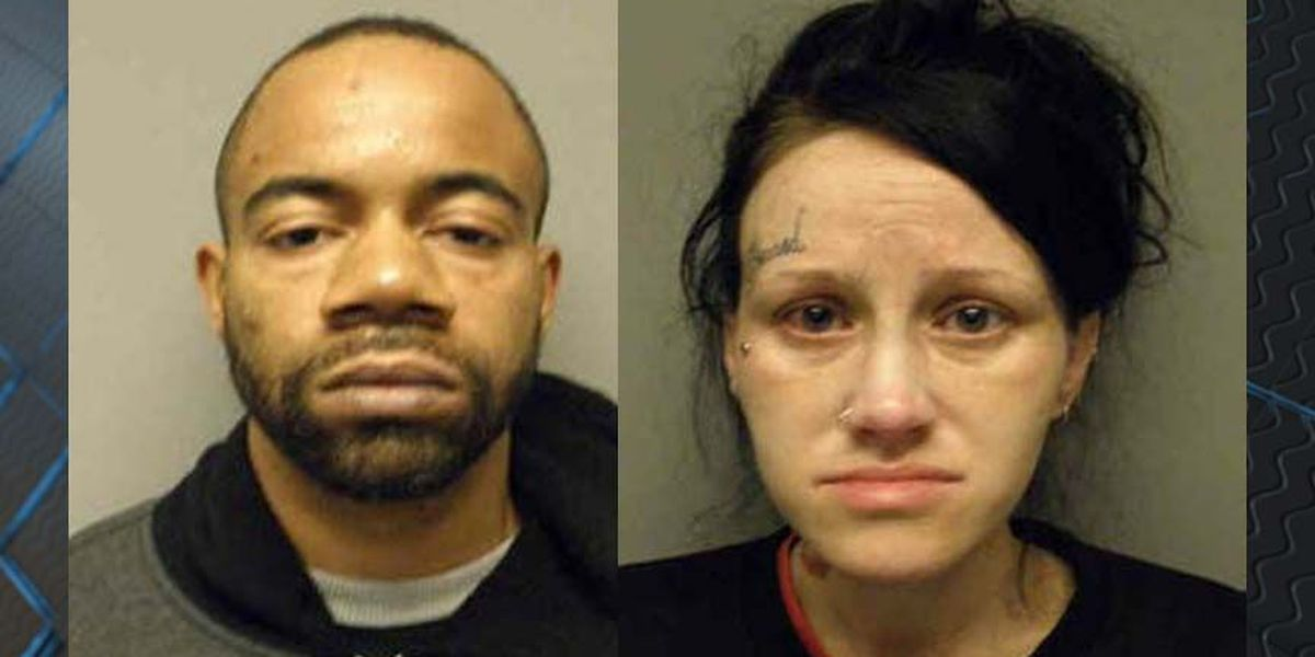 Two arrested in Colonial Heights drug bust