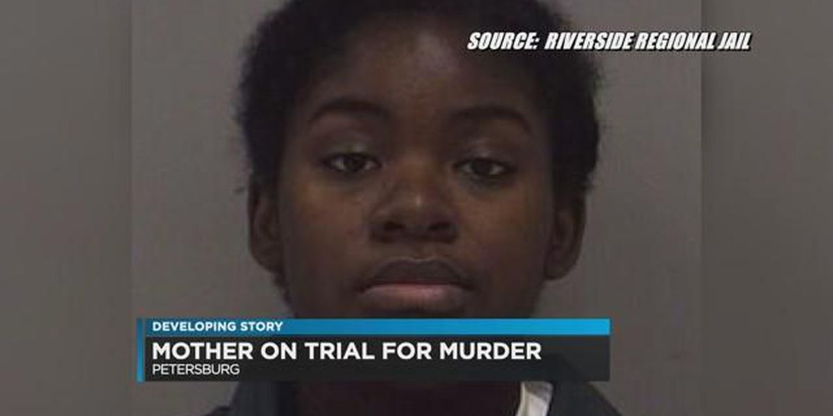 Petersburg mother accused of killing child convicted of involuntary manslaughter