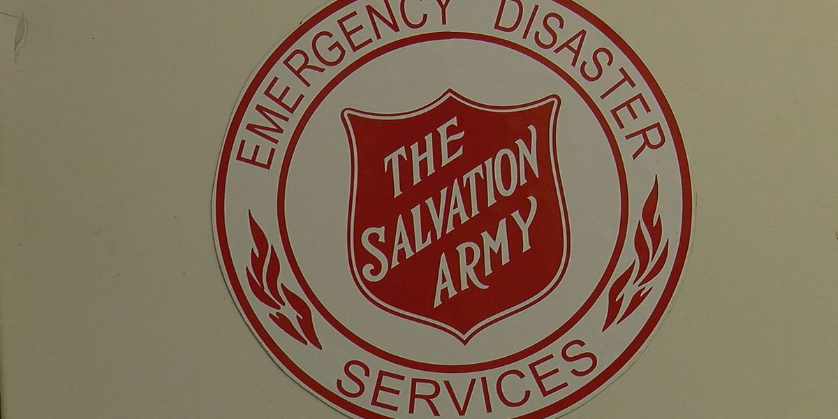 Salvation Army helping those most at risk during pandemic