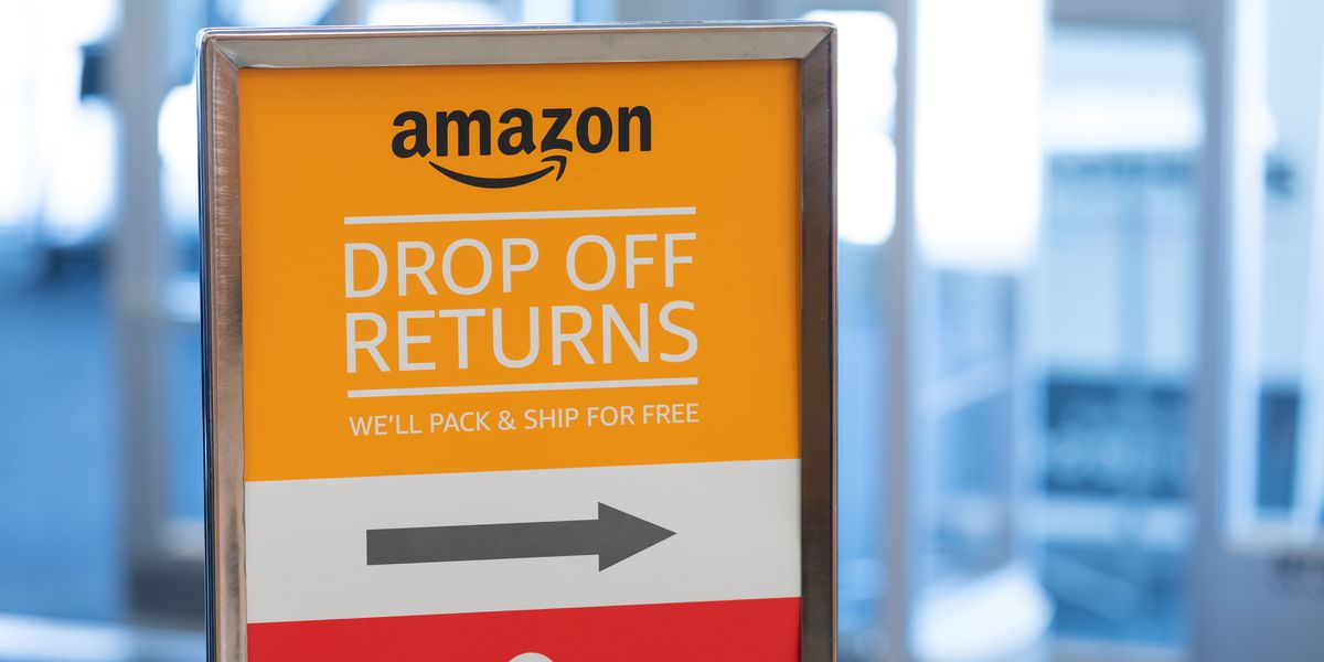 Amazon shoppers can now return orders at Kohl's