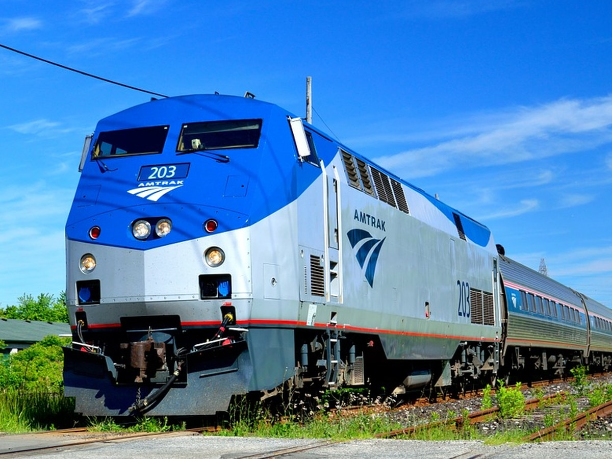 Amtrak launches reduced multi-ride fares on Northeast Regional trains