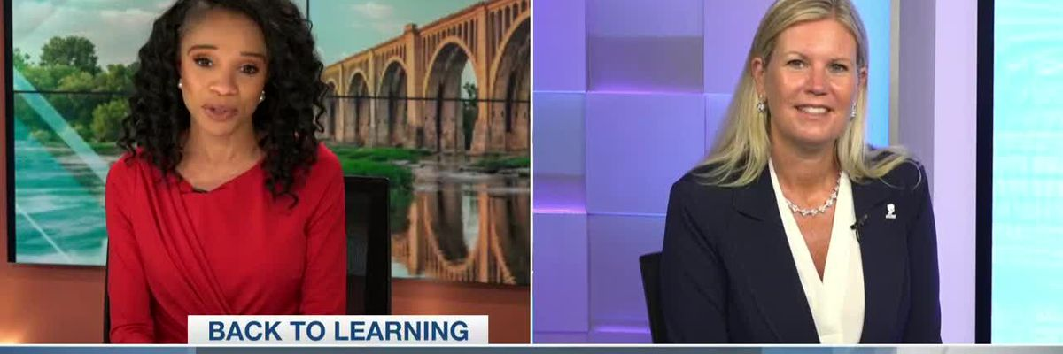Henrico County Schools Superintendent discusses plans for fall 2020