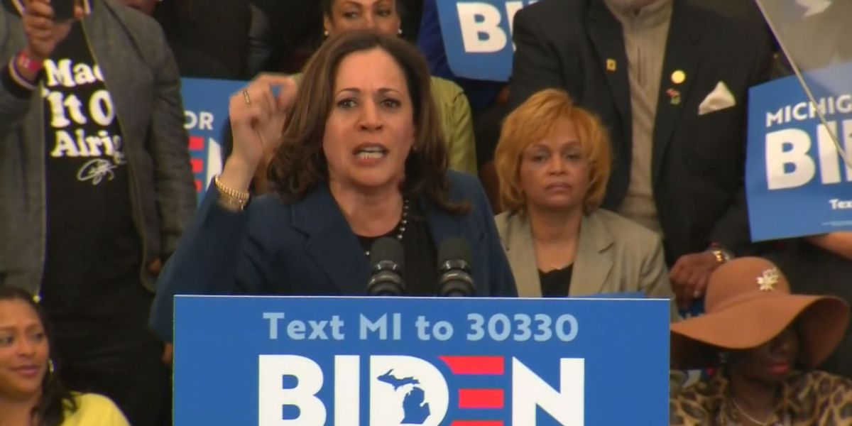'It changes history from here going forward': Political analyst breaks down Biden-Harris presidential ticket