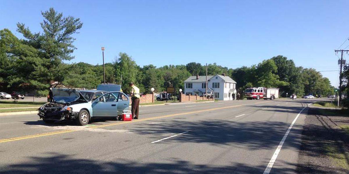 Sheriff: Driver in Ashland crash involving school bus had heroin in car