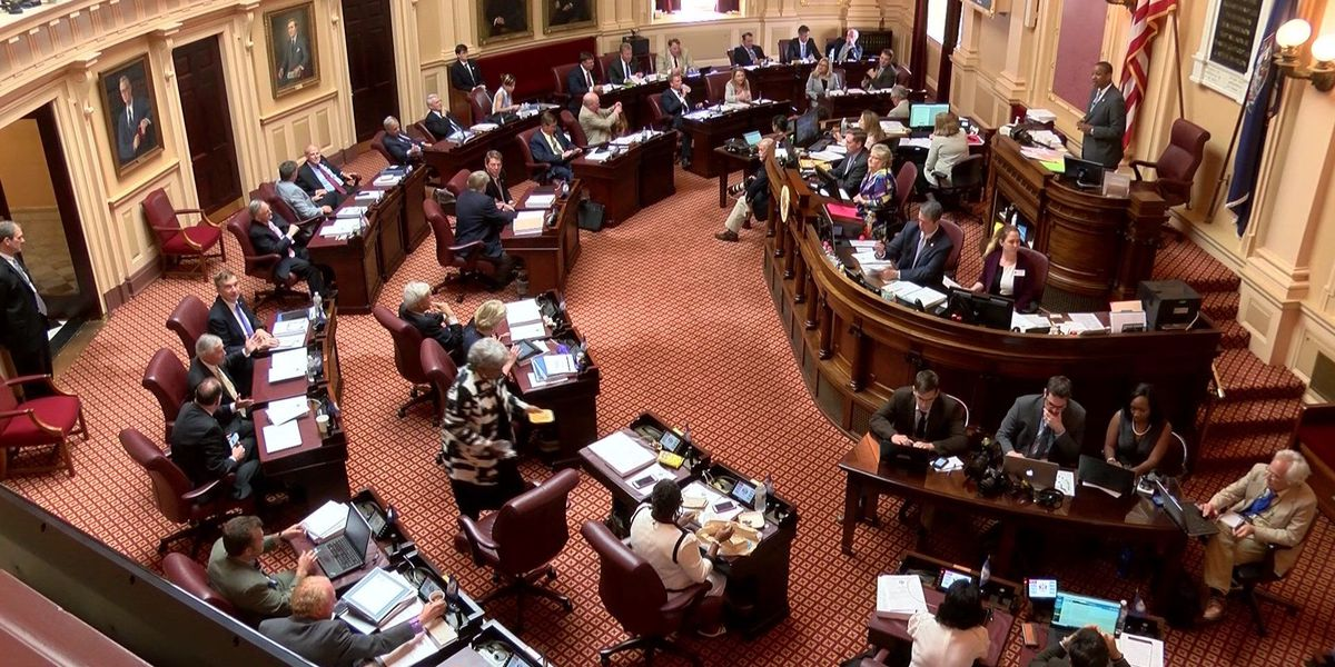 Dramatic moves in Senate committee over budget, Medicaid expansion