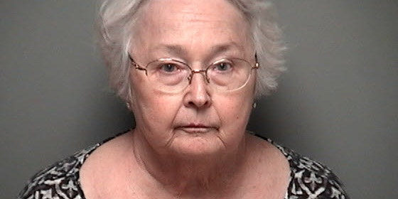 Elderly woman arrested for murder of late husband