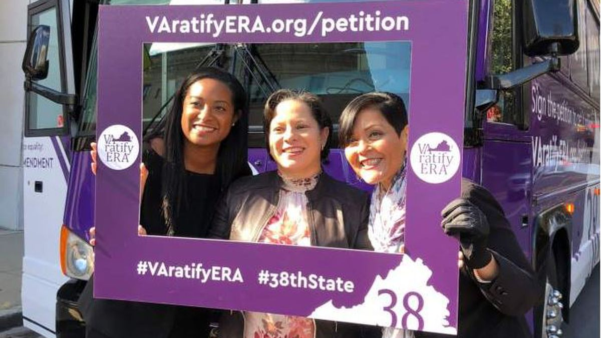 Equal Rights Amendment campaign sets sights on General Assembly session