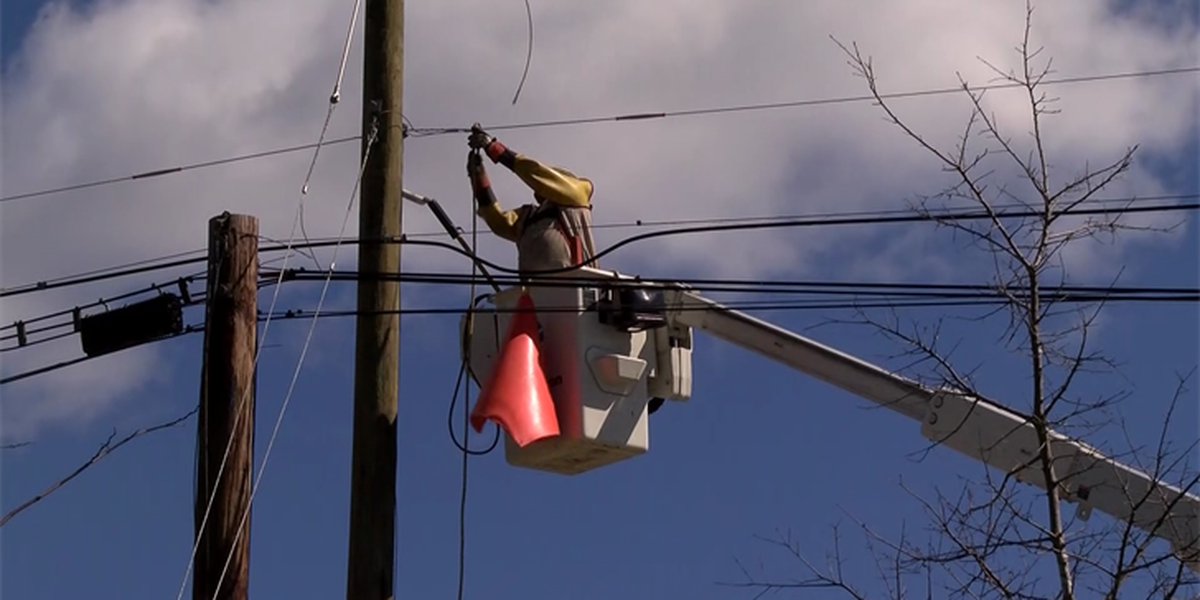 Dominion Energy installing underground power lines