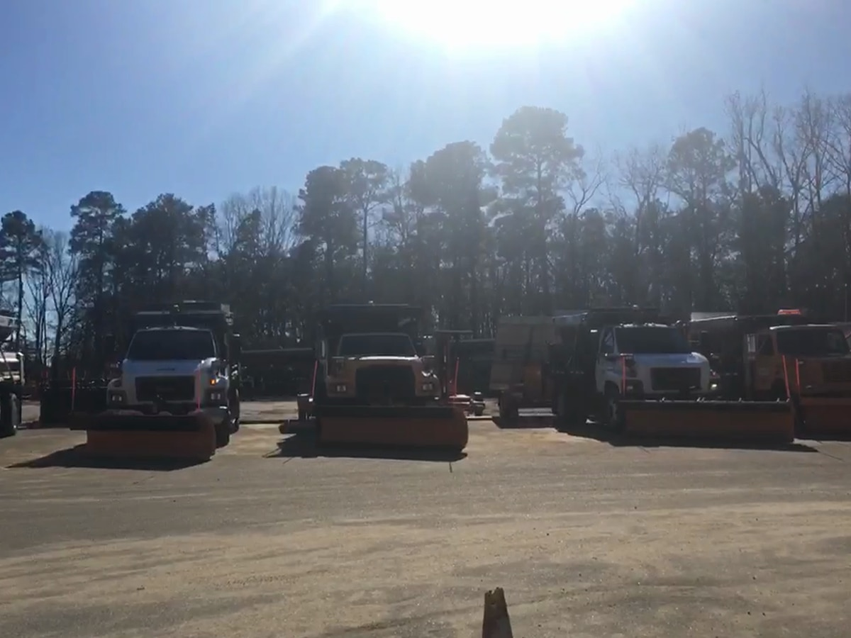 VDOT prepares for another round of snow