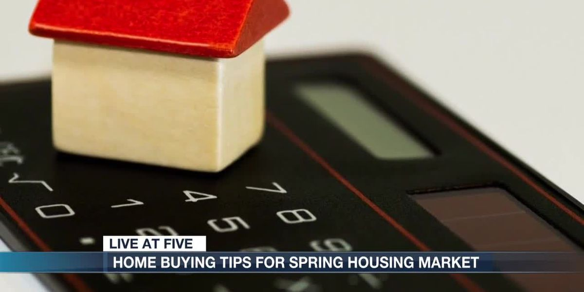 Home buying tips for Spring housing market