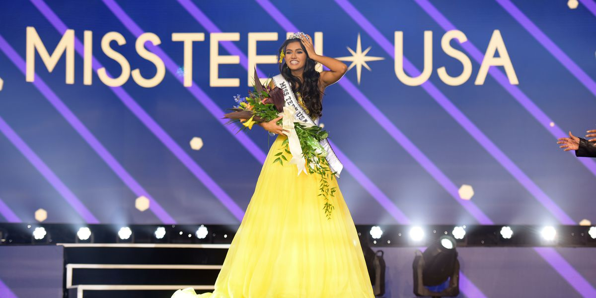 Kauai woman wins Miss Teen USA crown on national stage