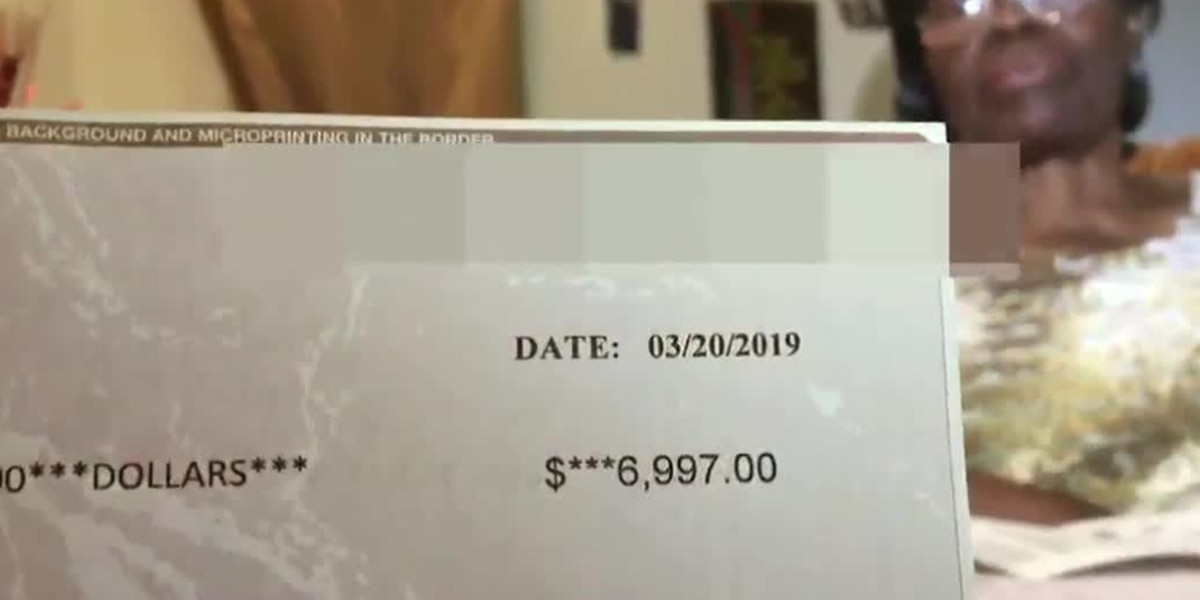'It looked exciting': Woman avoids falling victim to fake check scam