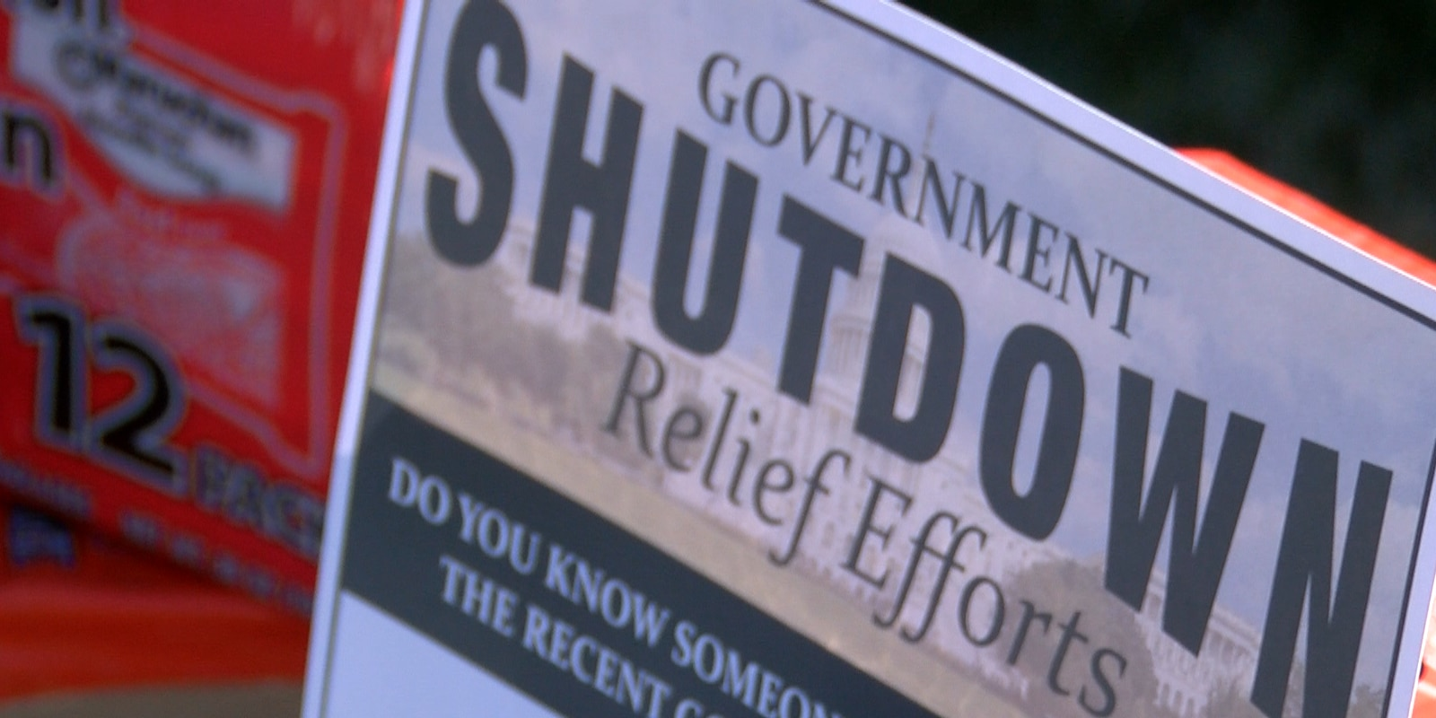 How to help families affected by the government shutdown