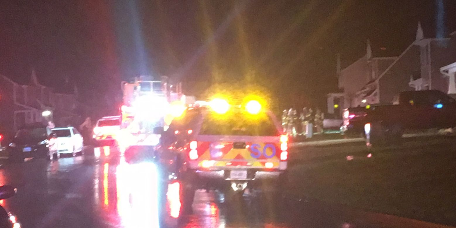 Family of 5 displaced after Chesterfield fire
