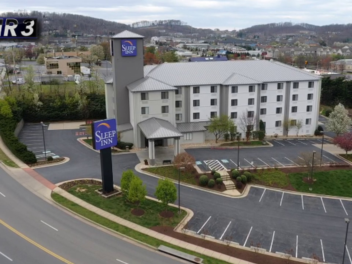 Harrisonburg hotel welcomes medical professionals for free rooms to quarantine