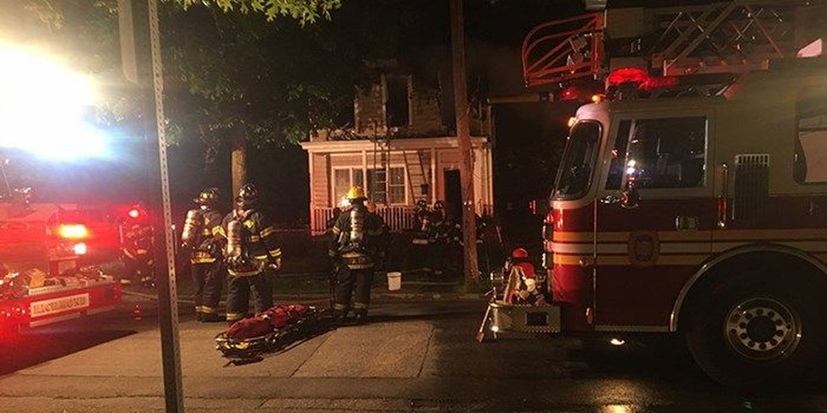 No injuries reported in early morning house fire