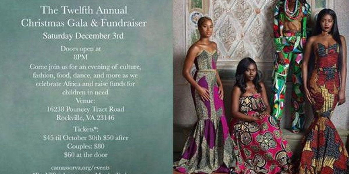 Richmond organization hosts cultural gala to benefit children in need