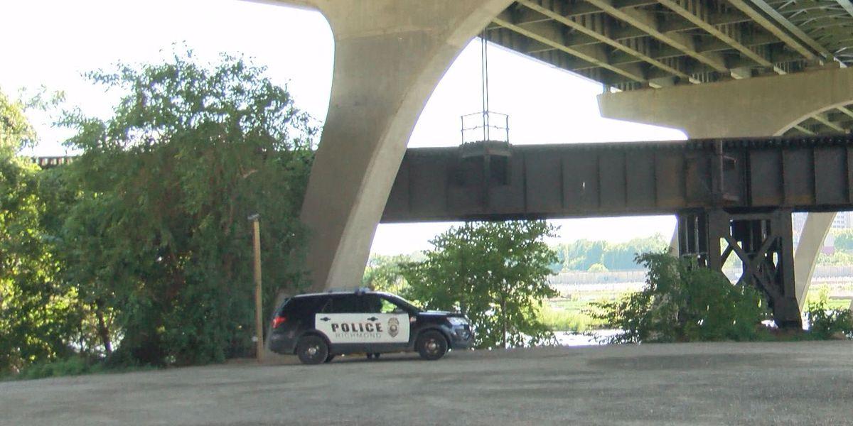Police identify man found dead near Manchester Bridge