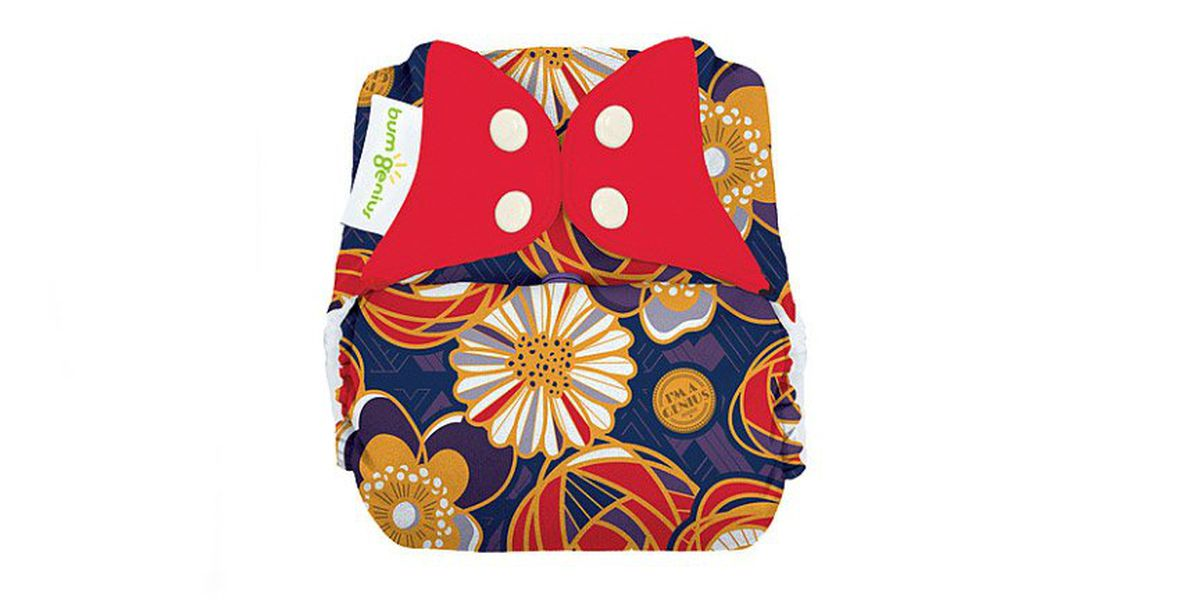 RVA Parenting: Maggie Walker on limited edition cloth diaper