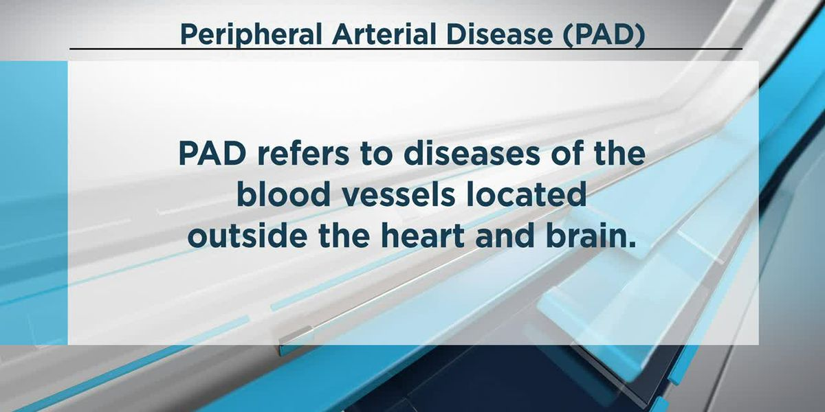 Chippenham doctor talks about symptoms of Peripheral Arterial Disease (PAD)