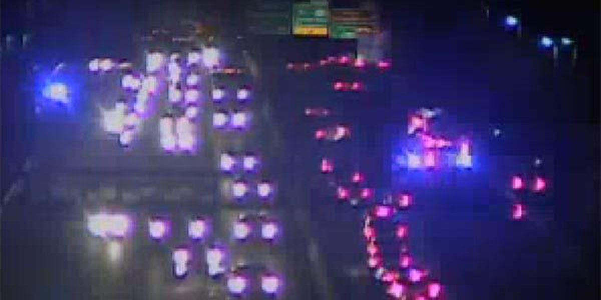 I-95 S reopened after Colonial Heights crash