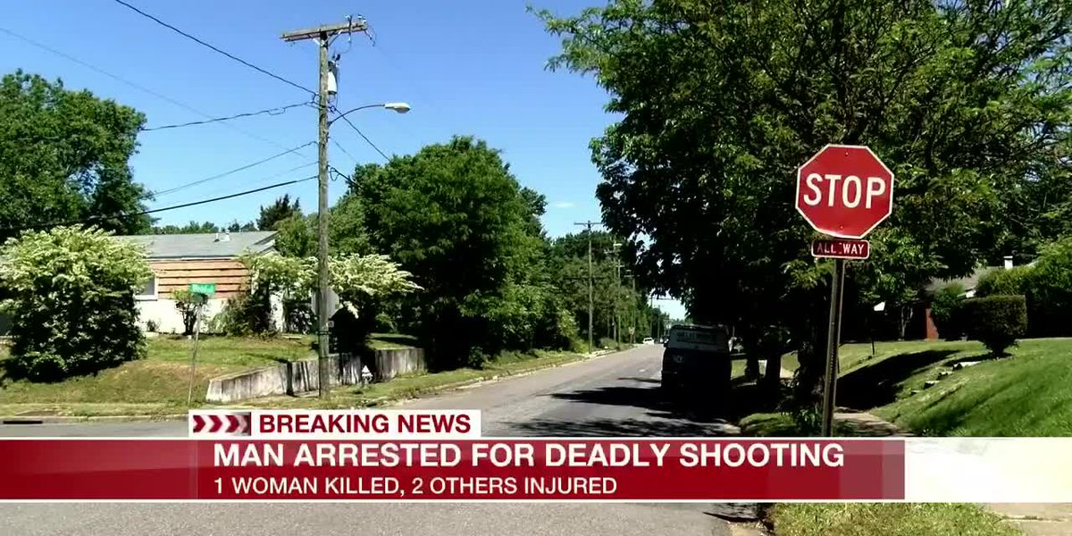 Richmond police make arrest in shooting that killed woman, injured another