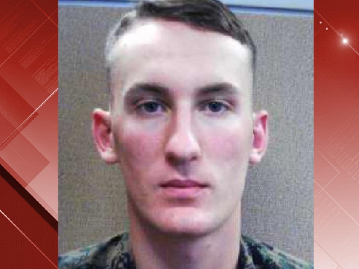 Marine Corps lists Va. murder suspect as deserter