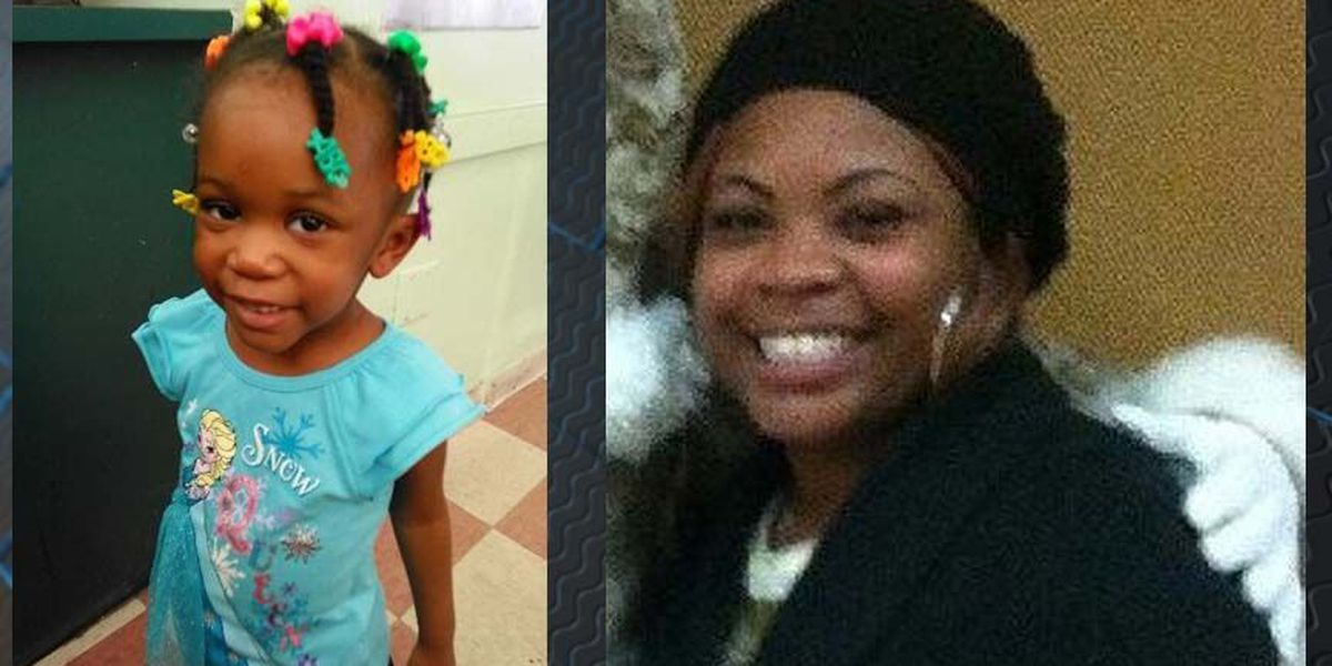 SHARE: Richmond woman goes missing with 2-year-old