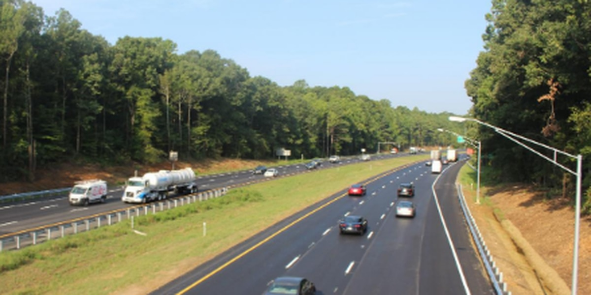 VDOT completes I-64 widening project in Henrico, New Kent counties