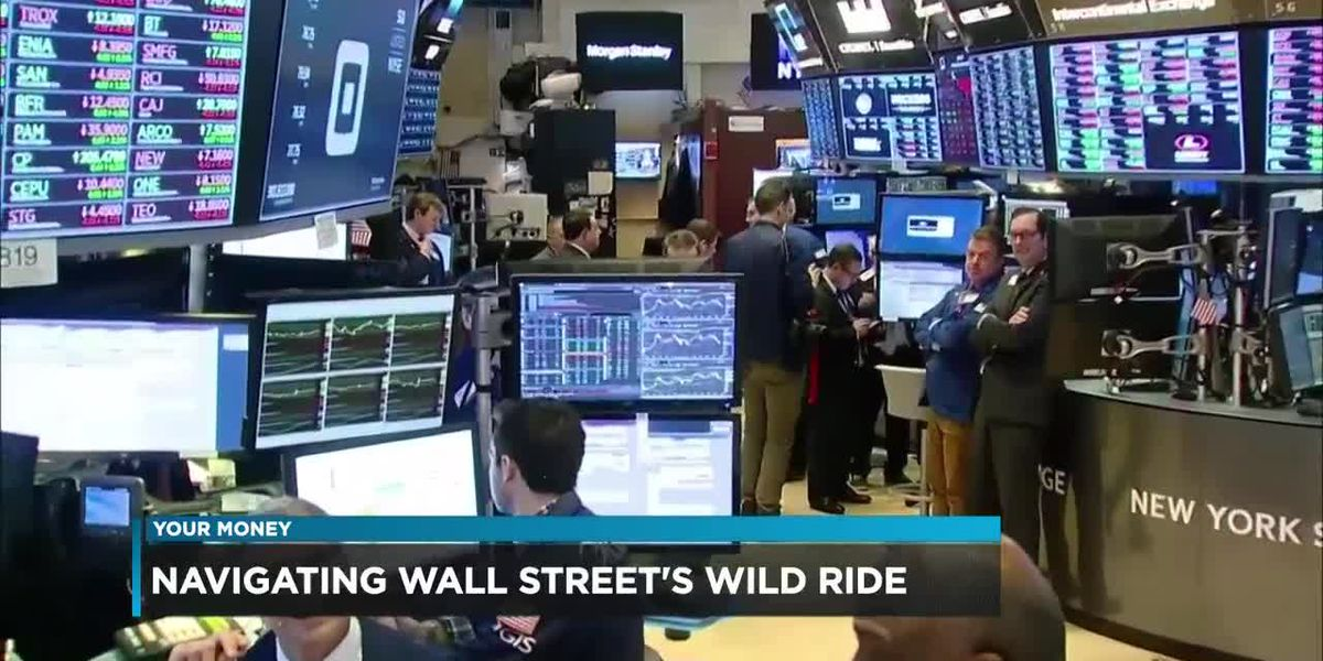 Navigating Wall Street's wild ride