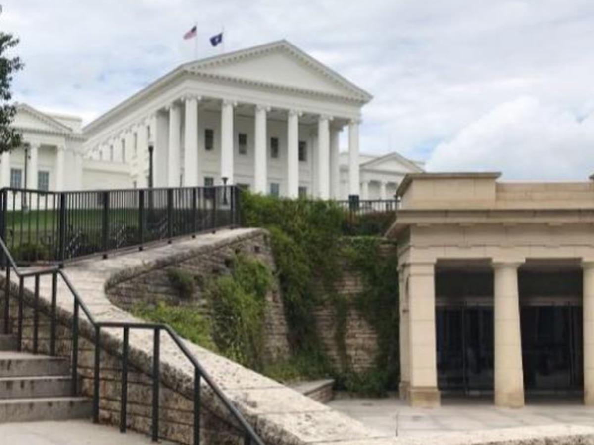 Virginia's Capitol Square closing ahead of Tropical Storm Isaias