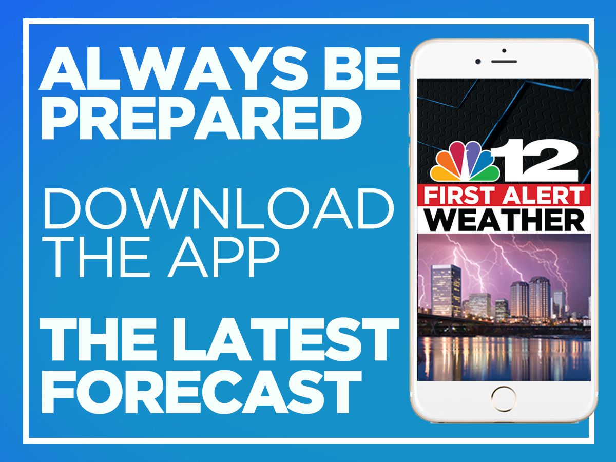 channel 12 news richmond va weather app