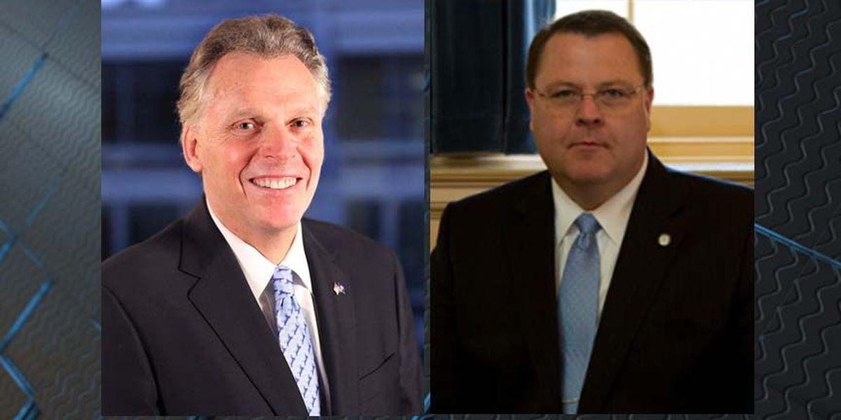 VA Sen. calls to defund Gov. McAuliffe's security detail