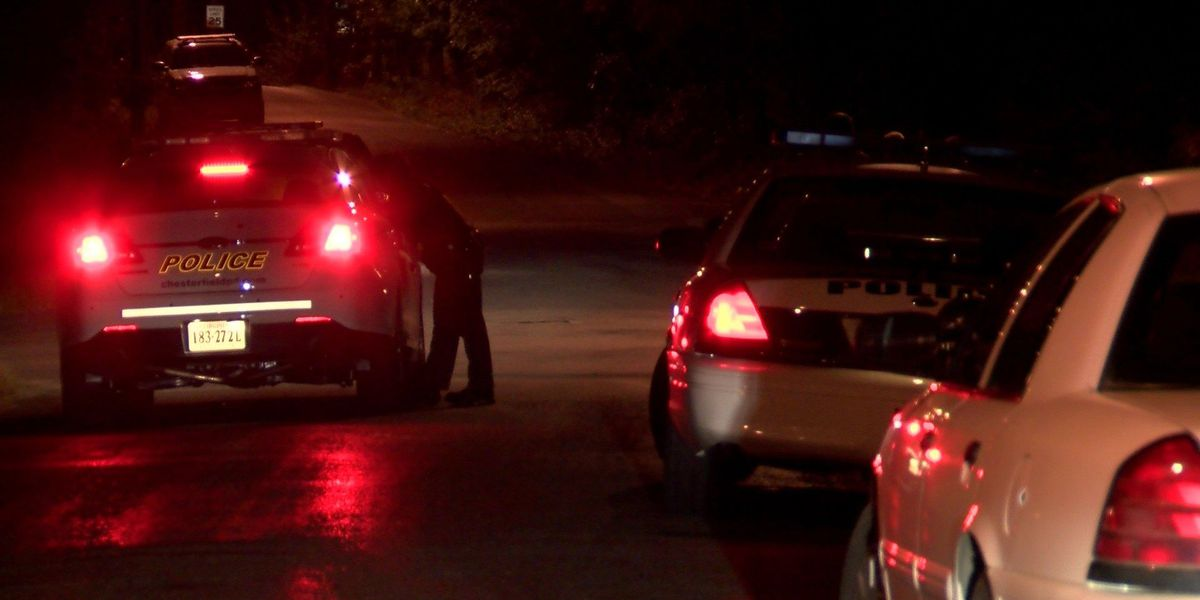 Shots fired at Chesterfield Police officer