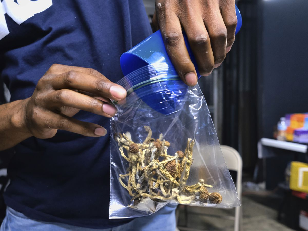 Activists seek to decriminalize 'magic' mushrooms in DC