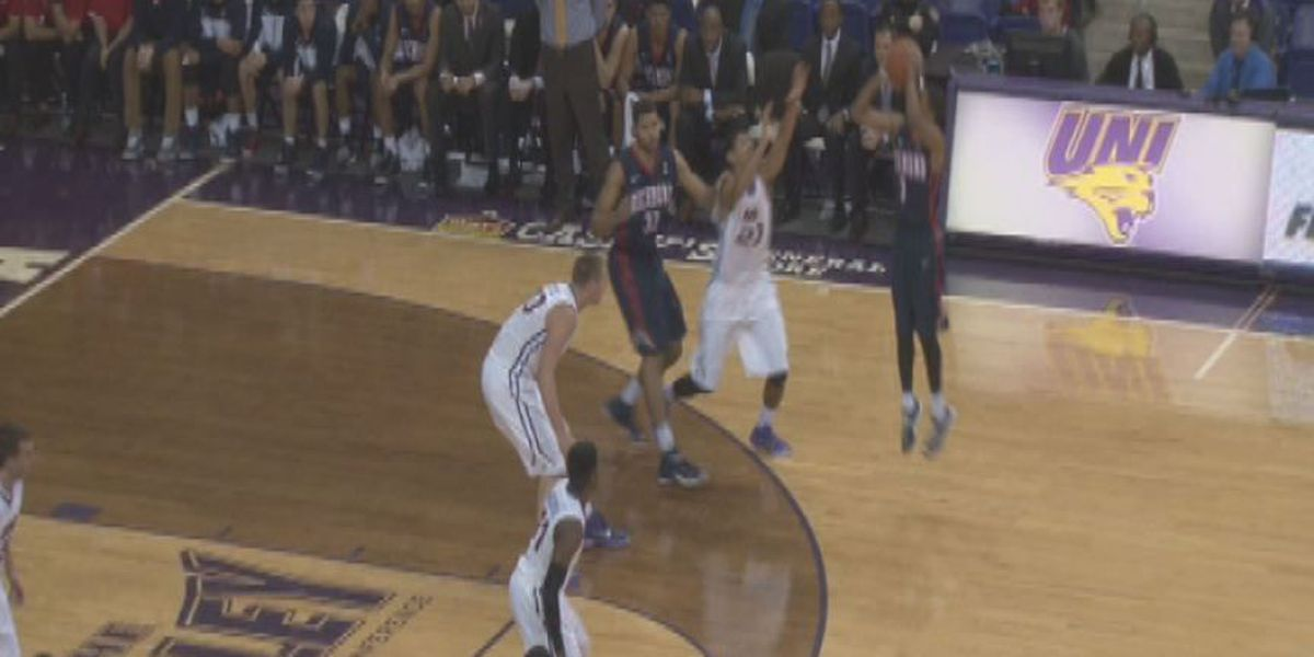 Spiders still winless on road after loss at Northern Iowa