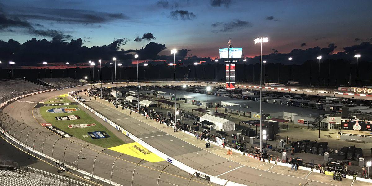 NASCAR week kicks off with Truck Series in empty Richmond Raceway