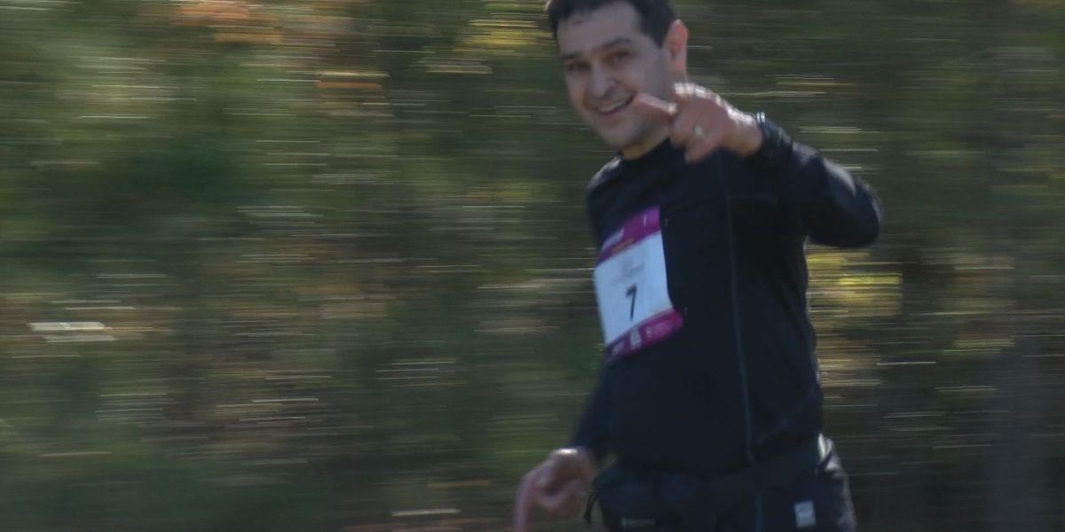 The Last Old Lion: Man completes 43rd straight Richmond Marathon