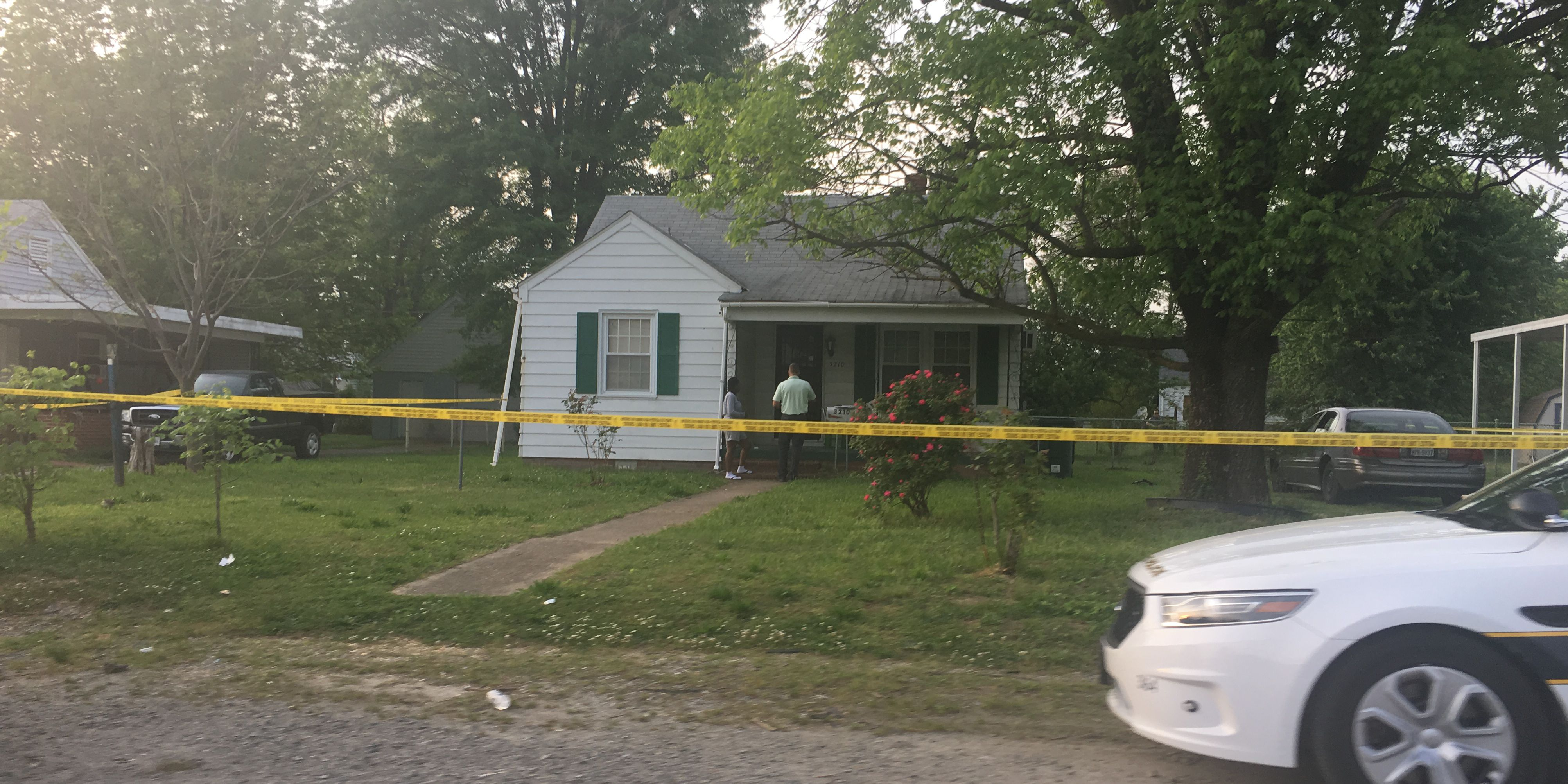 Man wounded in Henrico shooting