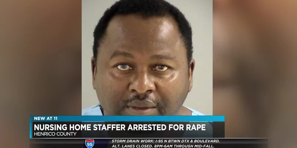 Nursing home employee accused of rape
